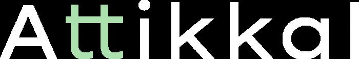 Logo Attikkal blanco